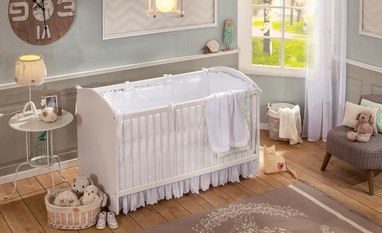cilek fairy babybett set cilek komplett babyzimmer ebay. Black Bedroom Furniture Sets. Home Design Ideas
