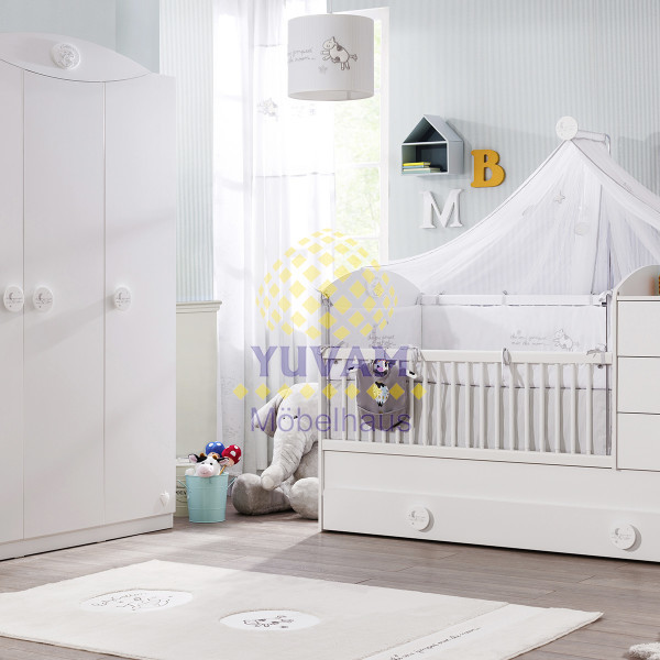 m bel babyzimmer. Black Bedroom Furniture Sets. Home Design Ideas