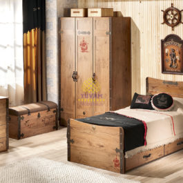 Cilek Black Pirate Kinderzimmer