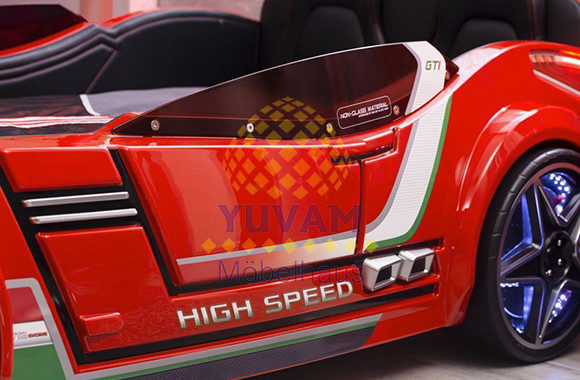 Cilek GTI Rot Autobett Banner