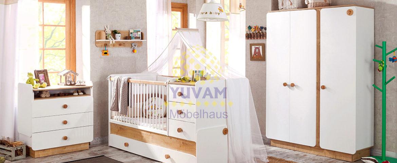 Cilek Natura Baby Babyzimmer