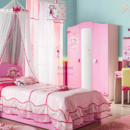 Cilek SL Princess Kinderzimmer