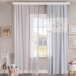 gardinen babyzimmer. Black Bedroom Furniture Sets. Home Design Ideas