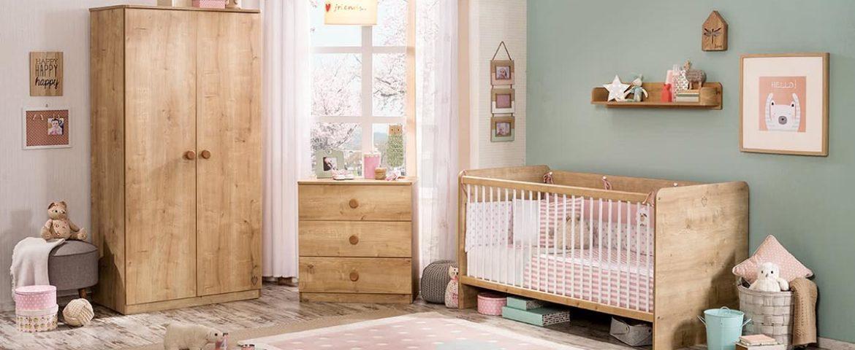 Cilek Mocha Baby Babyzimmer