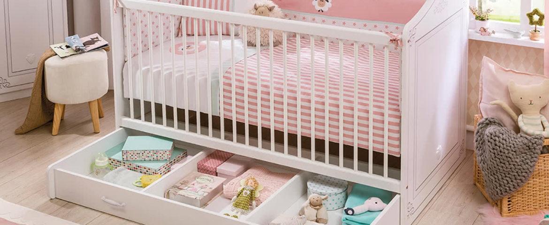 Cilek Selena Baby Babyzimmer Slide 2